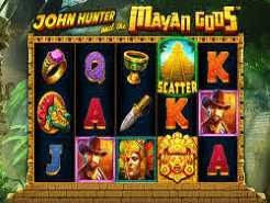 John Hunter And The Mayan Gods Slots