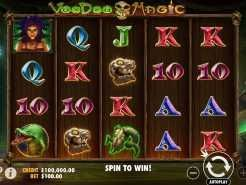 Voodoo Magic (Pragmatic Play) Slots